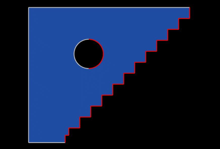ピアス位置の制限機能